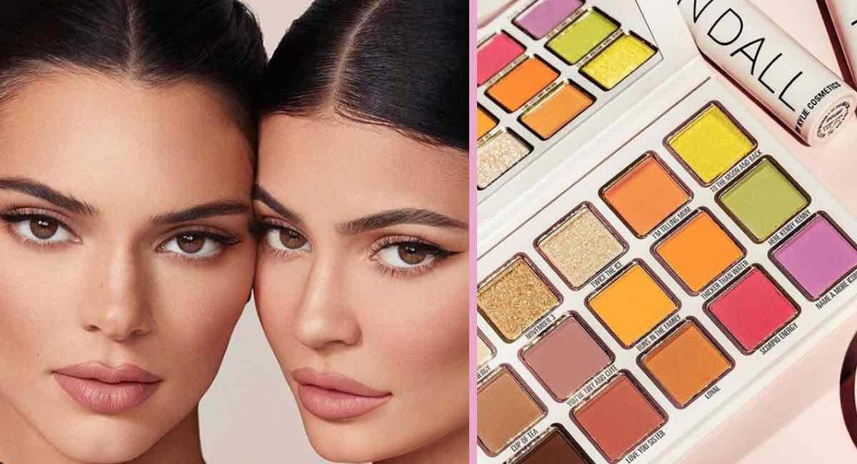 Kylie Jenner lanza su nueva línea de maquillaje para el